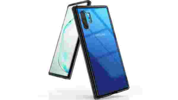 Ringke Fusion Designed for Galaxy Note 10 Plus Case, Galaxy Note 10 Plus Cover (2019)