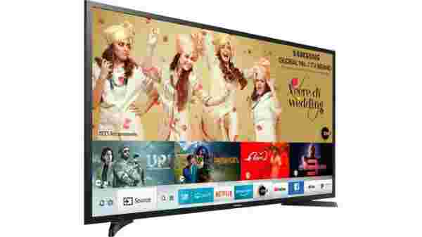 20% off Samsung 7-in-1 80cm (32 inch) HD Ready LED Smart TV