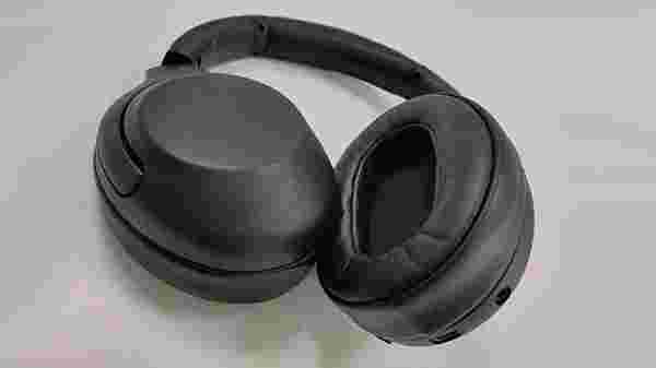 Touch Sensitive Earcups