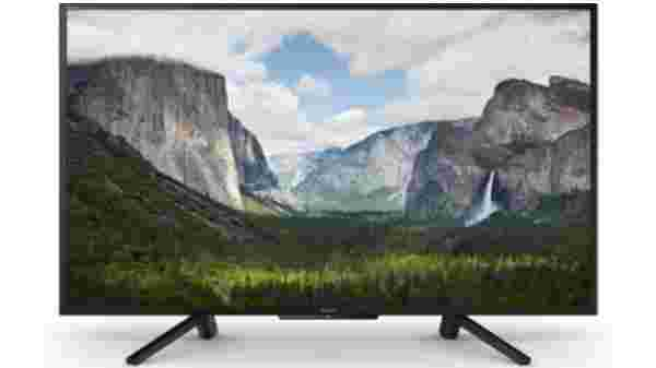 34% Off On Sony W662F 125.7cm (50 inch) Full HD LED Smart TV
