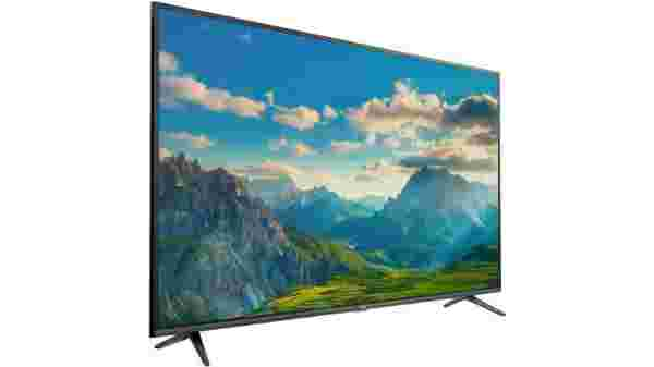 42% off on TCL P65 Series 127cm (50 inch) Ultra HD (4K) LED Smart TV
