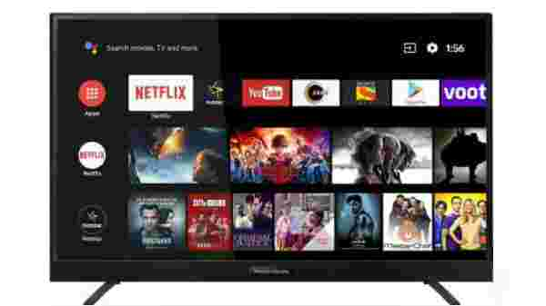 27% off on Thomson 108cm (43 inch) Ultra HD (4K) LED Smart Android TV with Netflix