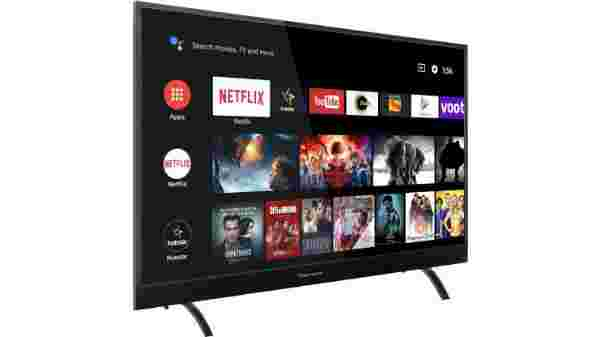 32% off on Thomson 138.78cm (55 inch) Ultra HD (4K) LED Smart Android TV with Netflix