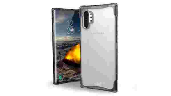 Urban Armor Gear UAG Galaxy Note 10 Plus Case, Plyo Feather-Light Rugged Protection Case/Cover