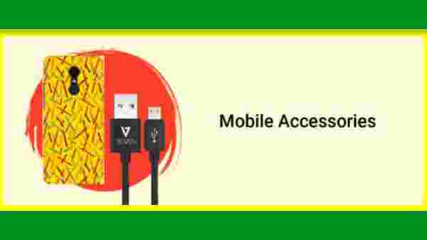 Mobile Accessories Starts From Rs. 99