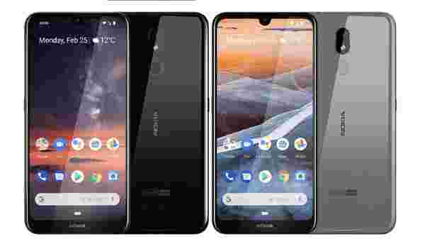 Nokia 3.2 (Android 10 roll out in Q1 2020)