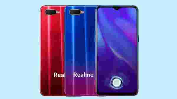 18% Off On Realme 3 Pro