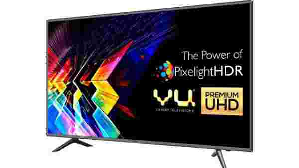 36% Off On Vu Pixelight 108cm (43 inch) Ultra HD (4K) LED Smart TV with Cricket Mode