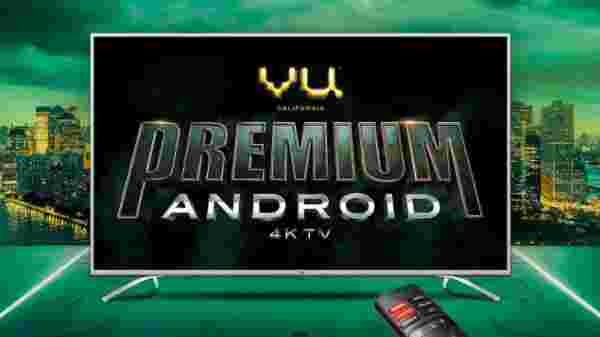 28% Off On Vu Premium Android 126cm (50 inch) Ultra HD (4K) LED Smart Android TV with Cricket Mode  (50-OA)