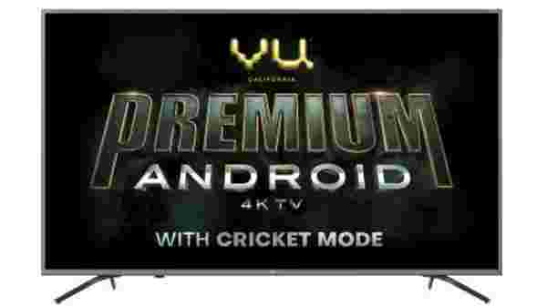 27% Off On Vu Premium Android 138cm (55 inch) Ultra HD (4K) LED Smart Android TV