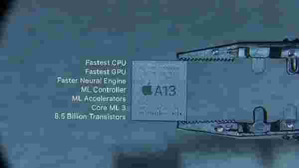 New A13 Bionic- Fastest CPU and GPU on a smartphone