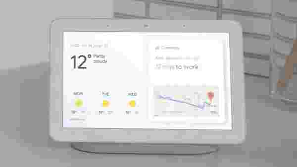Google Nest Hub Serves As A Virtual Assistant