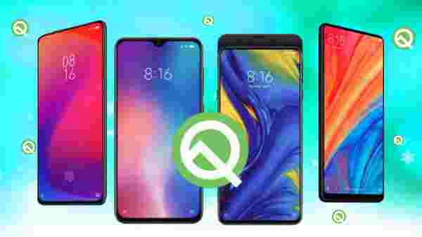 Xiaomi Phones Which Support Android 10