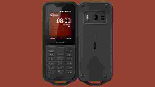 Nokia 800 Tough rugged 4G phone