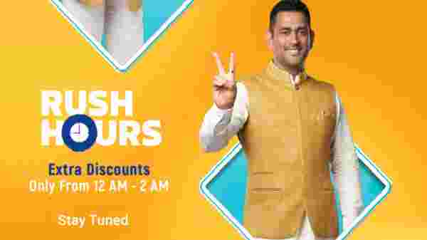 Rush Hours Discounts
