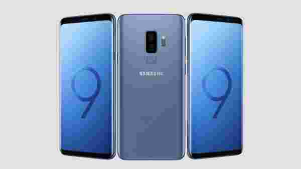 Samsung Galaxy S9 Plus (MRP: Rs.70,000, After Discount: Rs 34,999)