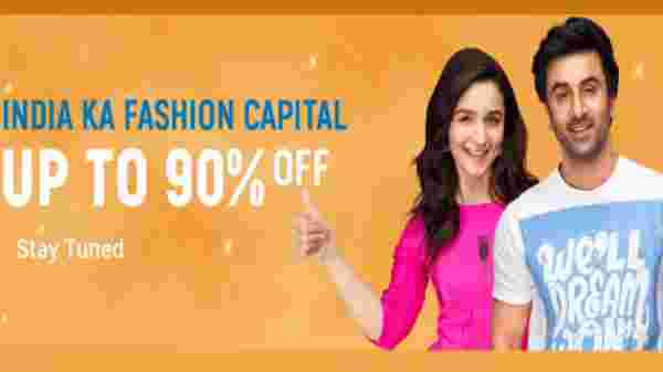 Up To 90% Off On India Fashion