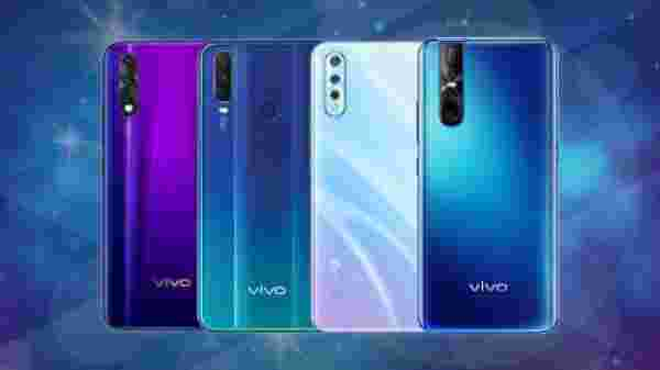 Vivo Triple Rear Camera Smartphones Available In India