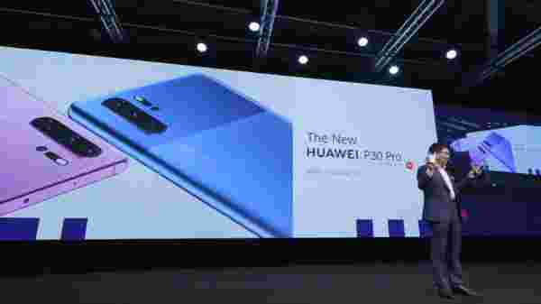 New Color Variants Of Huawei P30 Pro Series With Android 10