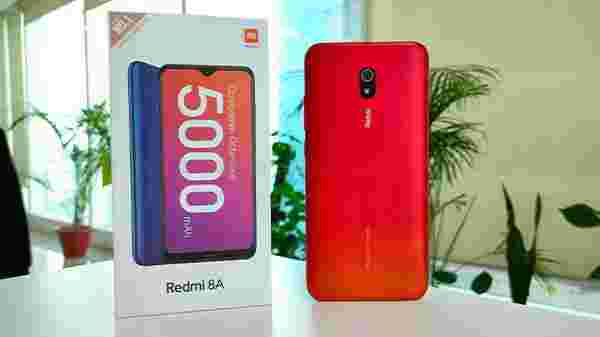 10% Off On Redmi 8A Dual 2 GB 32 GB Sea Blue (Paytm Cashback Offers worth Rs. 5,000)