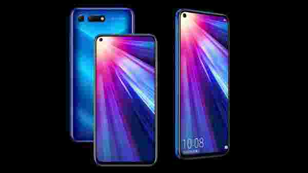 Honor View20 At Rs. 23,999