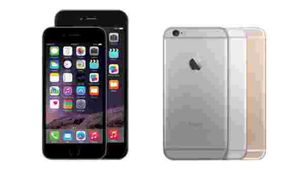 Apple iPhone 6, 6 Plus With Large Screen