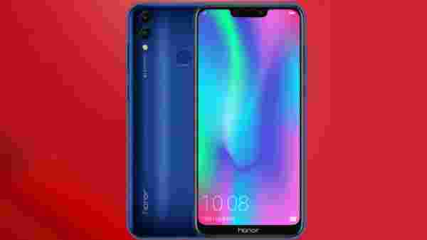 Honor 8C At Rs. 8,999