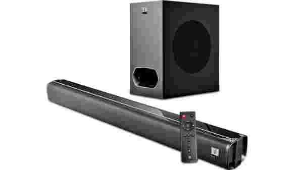 iBall Cinebar 200DD Dolby Digital 120 W Bluetooth Soundbar