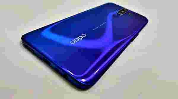 Oppo A9 2020: Design And Display