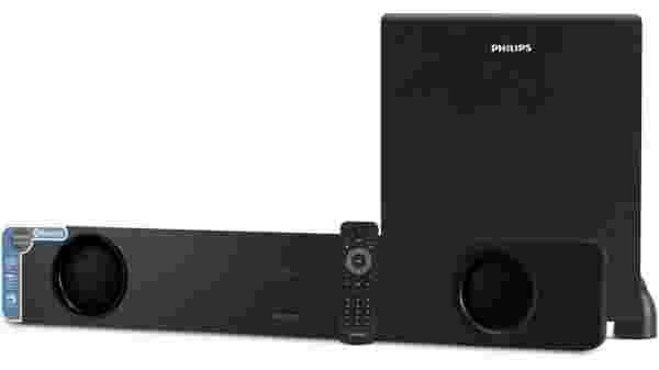 Philips HTL1041 40 W Bluetooth Soundbar With Subwoofer