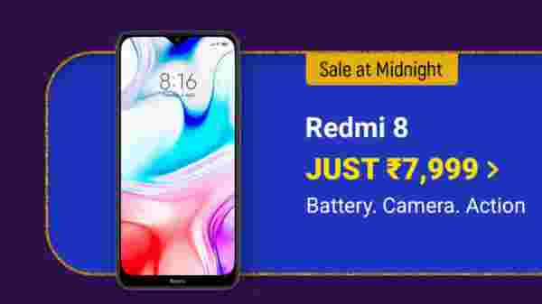 Redmi 8 At Rs. 7,990