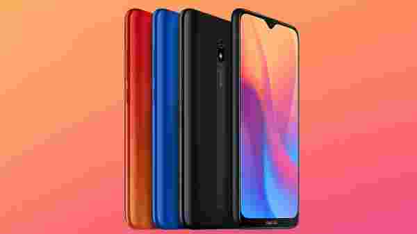 Redmi 8A At Rs. 6,499