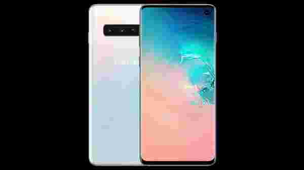 Samsung Galaxy S10 At Rs. 61,990