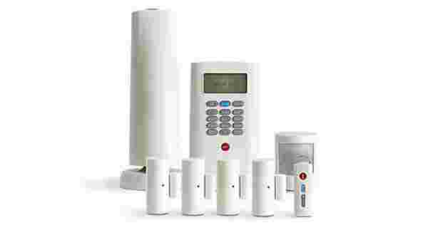 SimpliSafe Wireless Home Security Command