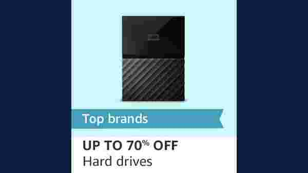 Up To 50% Off On Hard Drive