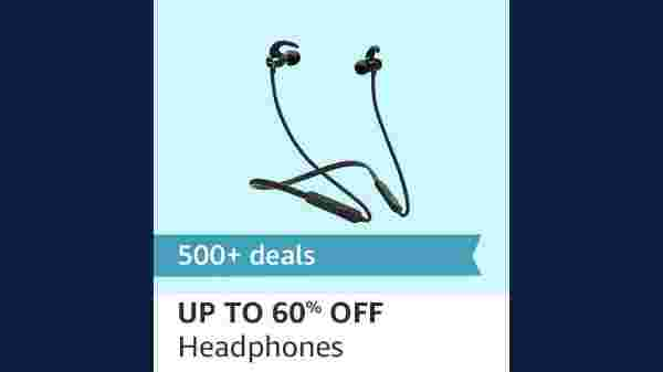 Up To 60% Off On Headphones