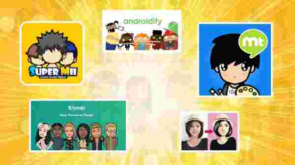 5 Best Cartoon Avatar Maker Apps To Try On Your Android Phone Gizbot News