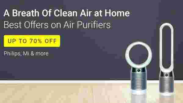 Flipkart Offers On Air Purifier