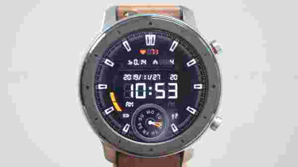Our Thoughts On Amazfit GTR Smartwatch