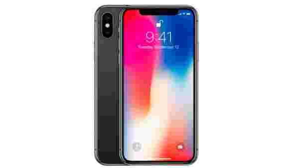 Apple iPhone X (EMI starting from Rs 2,427/month)