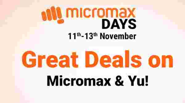 Flipkart Offers On Micromax Smartphones