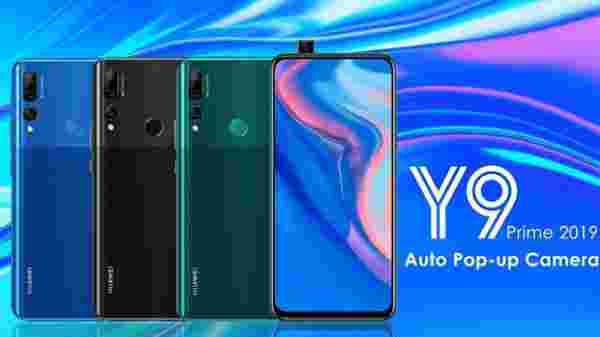 20% Off On Huawei Y9 Prime