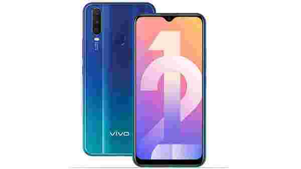 Vivo Y12 (MRP: Rs. 11,990, Price Cut: Rs. 2,000, After Price Cut: Rs. 9,990)