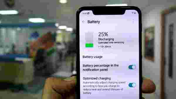 3,550 mAh Battery Unit With QC 3.0 Support