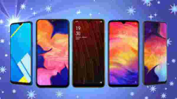 Top Five Highest Selling Smartphones Of 2019 In India