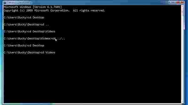 4) Using Command Prompt check System Information