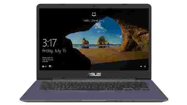 Asus VivoBook 14 Core i3 7th Gen