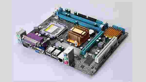 3) Checking the Motherboard: