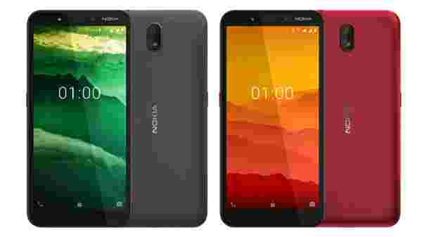Nokia C1 Android Go Edition 3G