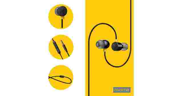 Up to 40% Off On Realme Headphones and Earphones